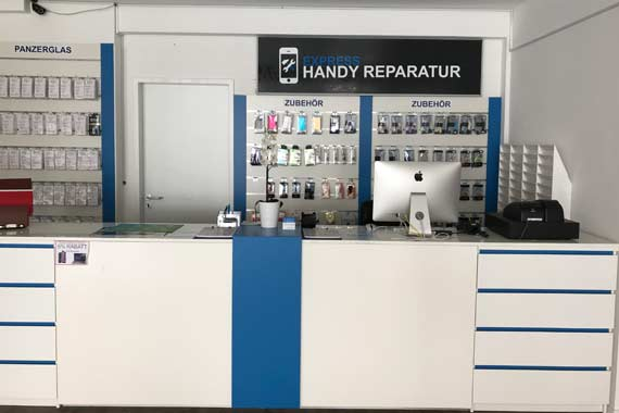 display reparatur wangen